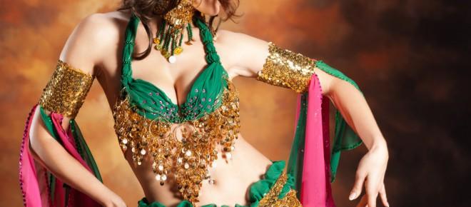 La danza orientale